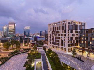 Hilton Canopy - Al Seef